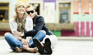get-shot Lifestyle Fotograf & Fotostudio: 90 Min. Fotoshooting mit Make-up, Styling und XXL-Foto bei get-shot.de – Lifestyle Fotograf & Fotostudio ab 29 €