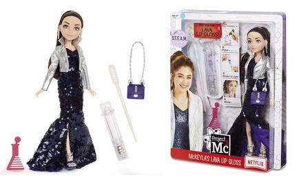 Project Mc2 Lava Lip Gloss Doll