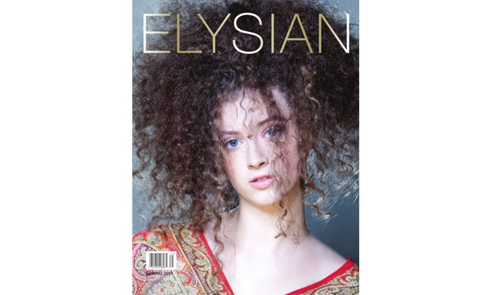 Up to 50% Off Elysian Magazine Subscription | Groupon