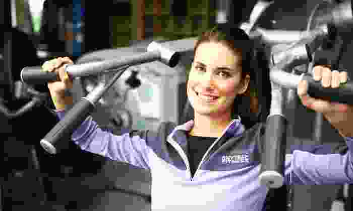 Anytime Fitness - Madison: 30-Day Trial Membership for One or Two at Anytime Fitness (Up to 54% Off)