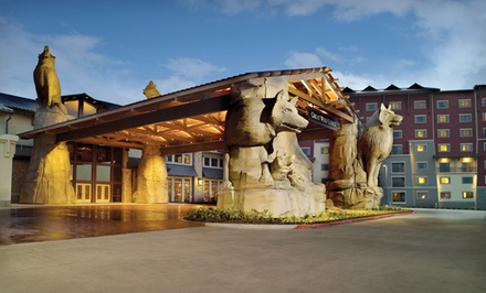 Fort Worth: One- or Two-Night Stay in a Suite with Water-Park Passes at Great Wolf Lodge Grapevine in Greater Dallas