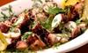 Taverna Kyma - Delray Manors: Greek Cuisine at Taverna Kyma (44% Off). Four Options Available.