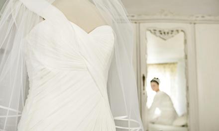 Wertgutschein über 50, 60 od. 300€ für Brautkleidänderung, Brautschuhe oder Kleid nach Maß im Atelier Liebesband ab 10 €