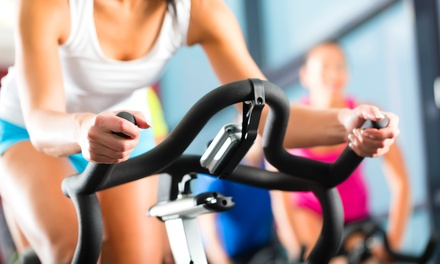 10 Cycling Classes or One Month of Unlimited Cycling and The Split Classes at Defy Gravity (Up to 57% Off)