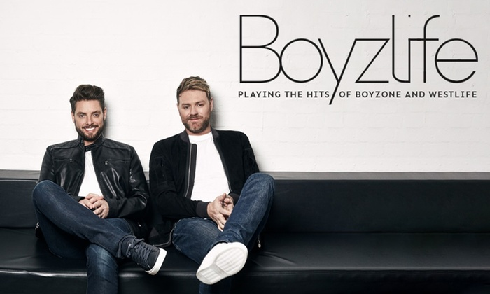 Boyzlife - Multiple Locations: Boyzlife, One Standing or Unreserved Seating Ticket, 6-8,10-14 and 18 December 2017, Multiple Locations (Up to 20% Off)