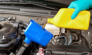 Xpress Auto Care: One or Three Full-Service or Synthetic-Blend Oil Changes at Xpress Auto Care (Up to 57% Off)