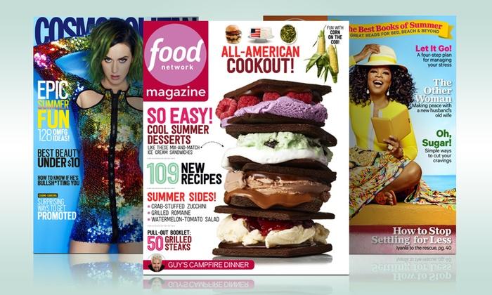 1-Year Magazine Subscription: 1-Year Magazine Subscription