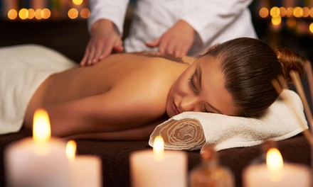 Relaxation Massage with Optional Custom Facial or Three Massages at Lissa's Natural Skin Care (Up to 52% Off)