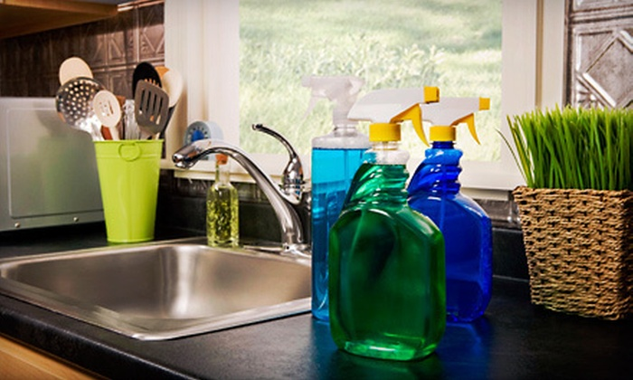 Advanced Cleaning Solutions - Tucson: One or Two Hours of Basic Housecleaning with Two Technicians from Advanced Cleaning Solutions (Up to 68% Off)