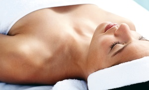Medi-Spa Of Ocala: Massage with Option of Coconut-Oil Body Wrap, or Facial with Body Wrap at Medi-Spa Of Ocala (Up to 52% Off)