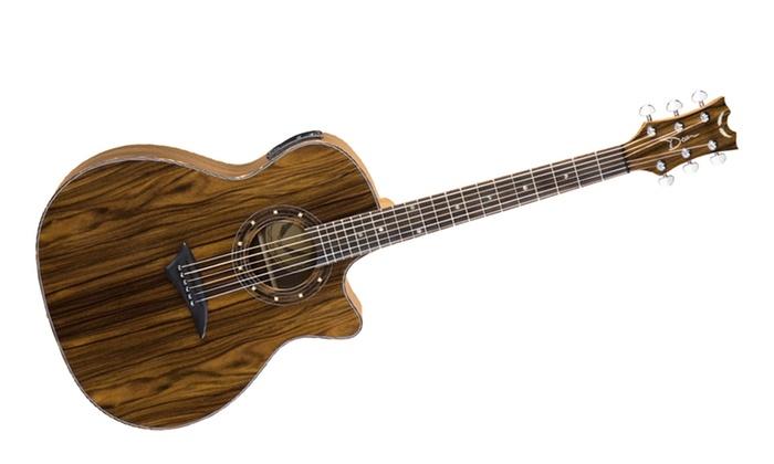 dean acoustic electric guitar groupon goods. Black Bedroom Furniture Sets. Home Design Ideas