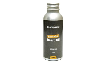 Groomarang Revitalise Beard Oil 100ml