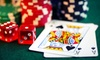 The Range - North Burnet: $49 for Two Tickets to Casino Night New Year's Eve Party at The Range ($100 Value)