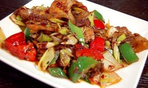 Shanghai Osaka: $18 for $30 Worth of Chinese and Japanese Fusion Food at Shanghai Osaka