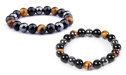 1, 2 ou 4 bracelets magnétiques