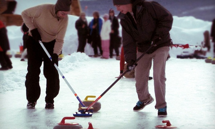 Boise Curling Club - Airport: Curling Lesson for One or Two from Boise Curling Club (Up to 53% Off). Eight Options Available.