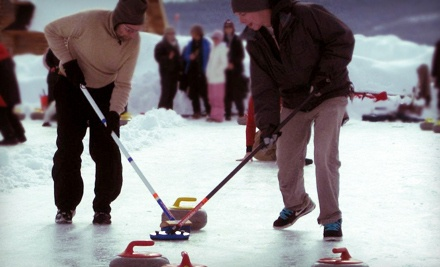 90-Minute Curling Lesson for 1 on Thurs., Mar. 22 at 6:30PM (a $20 value) - Boise Curling Club in Boise