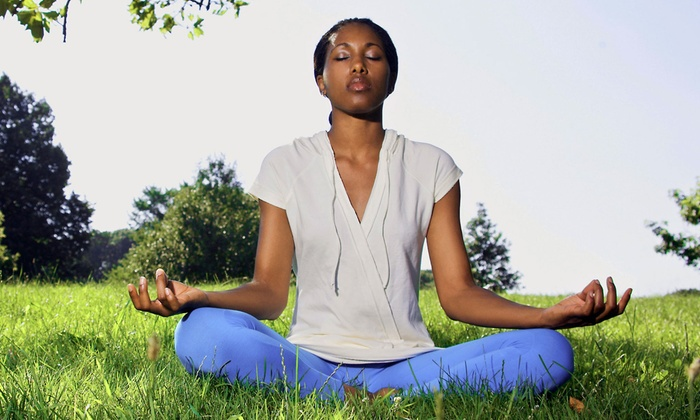 A Healing Paradigm - College Park: 5 or 10 Yoga Classes at A Healing Paradigm (Up to 61% Off)