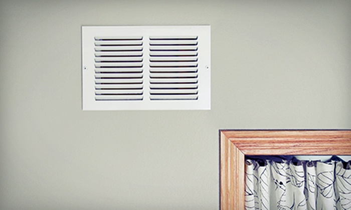 National Duct Cleaning Services - Fort Worth: $49 for Vent Cleaning from National Duct Cleaning Services ($139 Value)