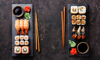 Menu All you can eat sushi per 2 persone da Sushi Bamboo (sconto 34%)
