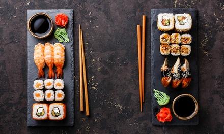 Menu sushi All you can eat per 2 persone