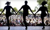 Irish Fest on Flagler - Downtown West Palm Beach: Two, Four, or Six Adult Admissions to Irish Fest on Flagler on March 9 or 10 (Up to 57% Off)
