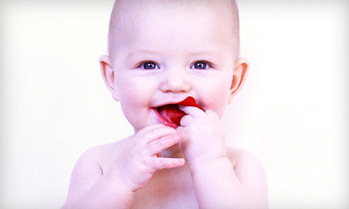 Haley Hodges Photography - Salt Lake City: $199 for a Six-Session Infant-Photography Package with Disc of Images from Haley Hodges Photography ($400 Value)