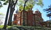 Henderson Castle Bed & Breakfast - Kalamazoo, MI: One-Night Stay with Romance Package at Henderson Castle Bed & Breakfast (Up to 69% Off). Three Options Available.