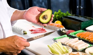 Hito Restaurant: 90-Minute Sushi-Making Class for One, Two, or Four at Hito Restaurant (Up to 54% Off)
