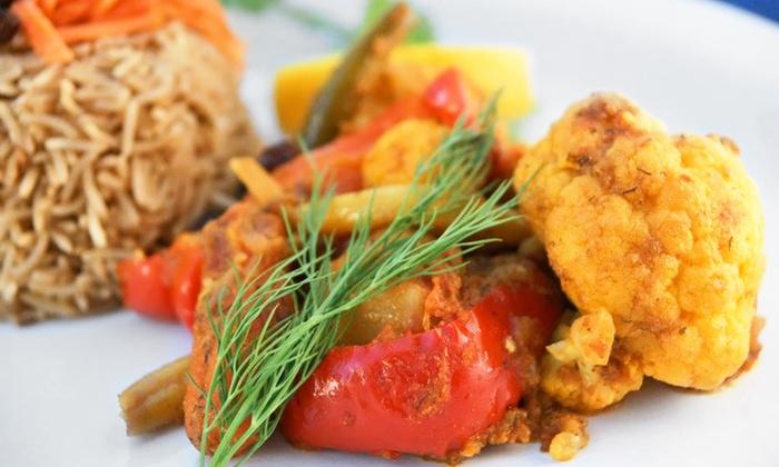 Dinner at kabul afghan cuisine kabul afghan cuisine for Afghanistani cuisine