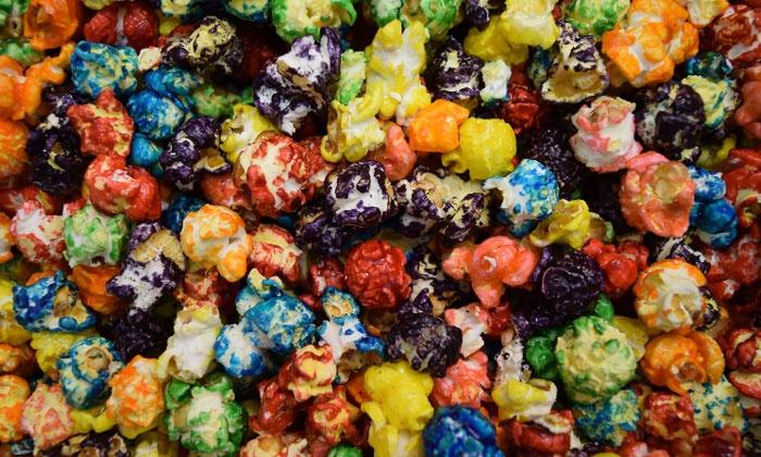 The Popcorn Station - The Popcorn Station: $12 for $20 Worth of Gourmet Popcorn at The Popcorn Station