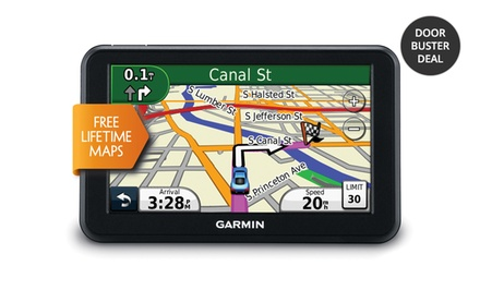 Garmin nüvi 50LM 5-Inch GPS Navigator with Lifetime Maps. Free Returns.