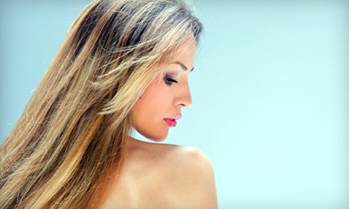 NYC Hair Salon - Middle Village: $75 for $150 Worth of Coloring/Highlights at NYC Hair Salon