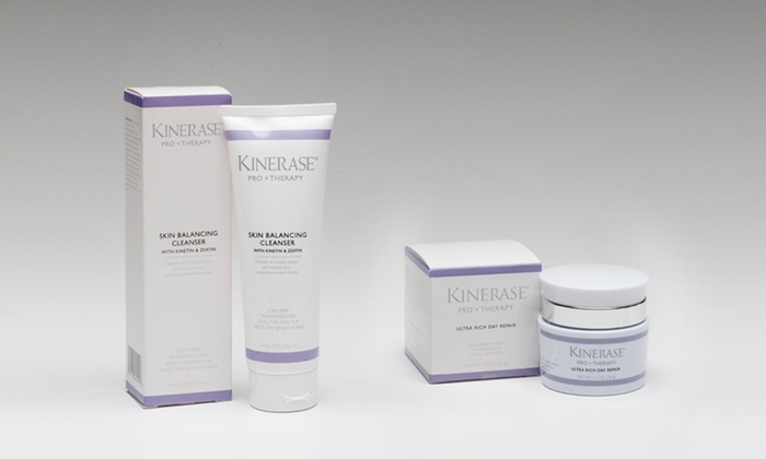 Kinerase Pro + Therapy Skin Cleanser: Kinerase Pro + Therapy Skin-Balancing Cleanser