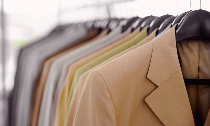 Melrose Cleaners - Country Club Estates: Dry-Cleaning Services at Melrose Cleaners (Half Off). Two Options Available.