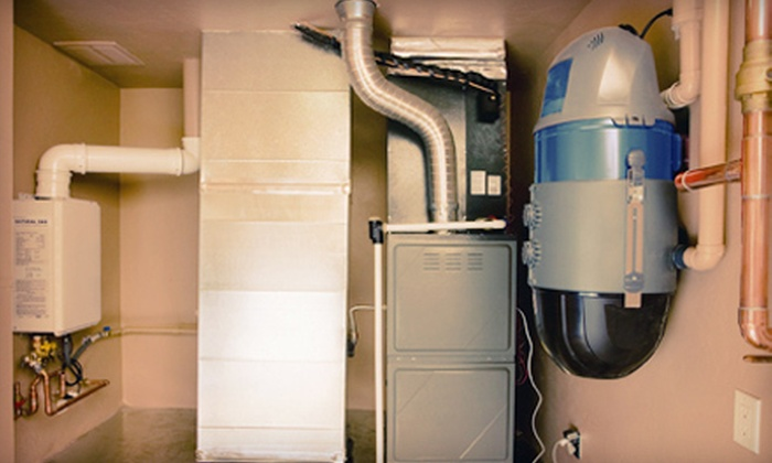 Felix Air Services - North Central: $40 for a Furnace and Air-Conditioning Tune-Up from Felix Air Services ($160 Value)