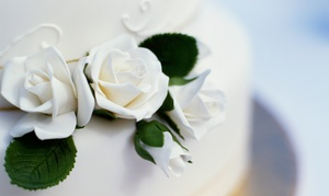 50% Off a Cake from Unique Unlimited Weddings at Unique Unlimited Weddings, plus 6.0% Cash Back from Ebates.