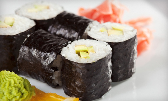 Sakura Garden - Perinton: $20 for $40 Worth of Sushi and Chinese Food at Sakura Garden