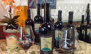 Mattucci Winery: Wine Tasting for Two or Four at Mattucci Winery (Up to 57% Off)