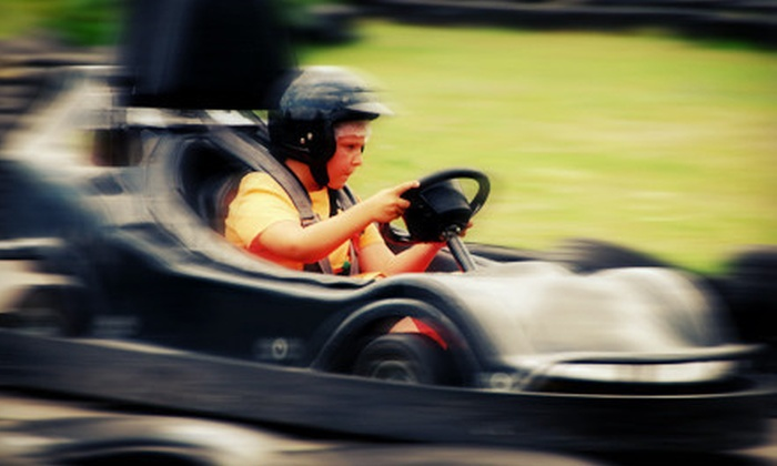 Niagara Go-Karts - Niagara Falls: Six Go-Kart Laps and One Round of Mini Putt for One or Two at Niagara Go-Karts in Niagara Falls (Up to 56% Off)