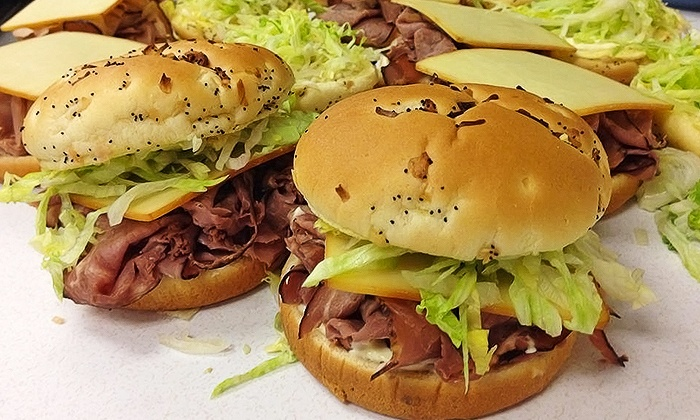 Ruth's Deli - Leduc: C$12 for Two Groupons, Each Good for $10 Worth of Cuisine at Ruth's Deli (C$20 Total Value)