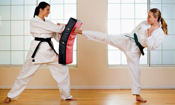 Life Skills Martial Arts - Northeast Tampa: 8 or 16 Tae Kwon Do, Krav-Maga, or Kickboxing Classes at Life Skills Martial Arts (Up to 89% Off)
