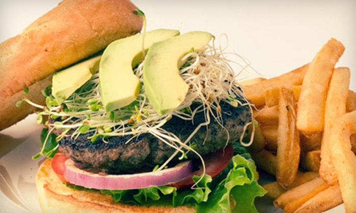 Burger Shack - Southlake: Burgers, Sandwiches, and Breakfast Food at Burger Shack (Half Off). Four Options Available.