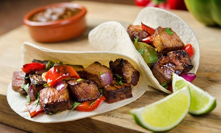 Mexican Food at Baja Grill (Up to 35% Off)