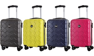 Valise cabine low cost 8 roues 360°