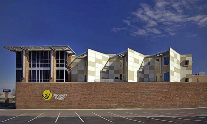 Discovery Center Springfield - Downtown Springfield: Discovery Center Springfield Kids' Learning Center for Two or Four (45% Off)