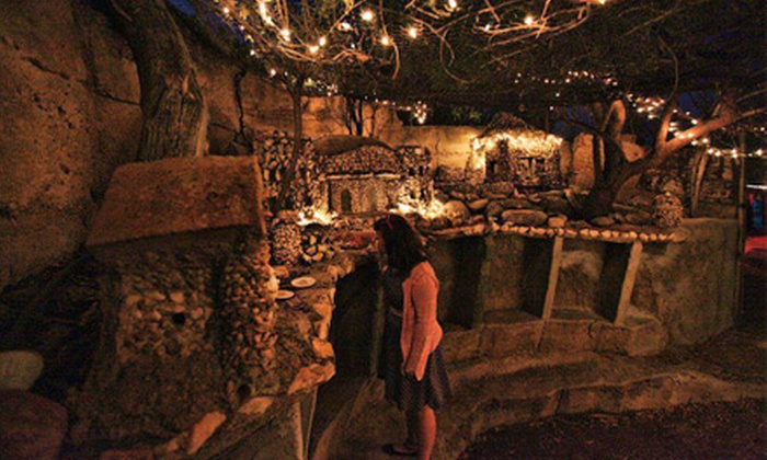 Valley of the Moon - Prince and Tucson Blvd: One-Year Individual or Family Membership to Valley of the Moon Historic Fantasy Site (51% Off)