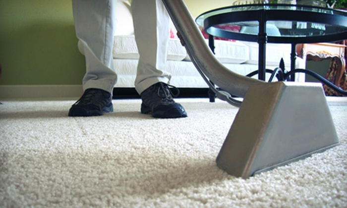 August Carpet Cleaning - Augusta: $59 for Carpet Cleaning for Five Rooms and One Hallway from Augusta Carpet Cleaning ($127 Value)