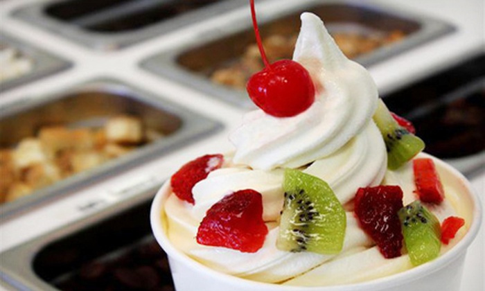 Swirlin Twirlin - Multiple Locations: Four Groupons, Each Good for $6 Worth of Frozen Yogurt at Swirlin Twirlin ($24 Value)