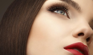 The Beauty Studio: Full Set of Eyelash Extensions at The Beauty Studio  (45% Off)